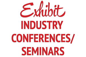 Booth Mom Industry Conferences / Seminars
